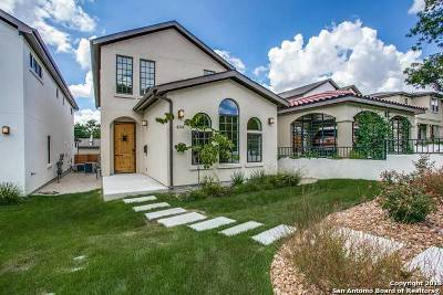 Single Family Home For Sale: 404 E Olmos Dr