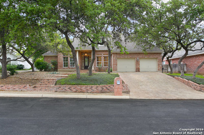 San Antonio Single Family Home For Sale: 2335 Fountain Way