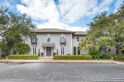 Terrell Hills Single Family Home For Sale: 437 Burr Rd