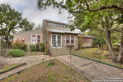Boerne Single Family Home Active Option: 102 Blue Jay Ct