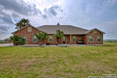 Seguin Single Family Home For Sale: 1877 Schumann Rd