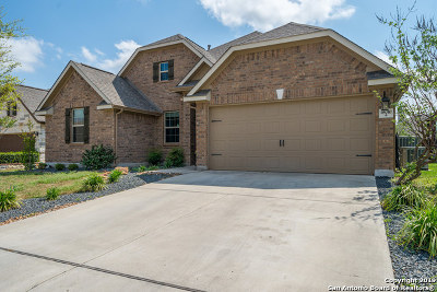 Helotes Single Family Home For Sale: 18010 Bierstadt Mt