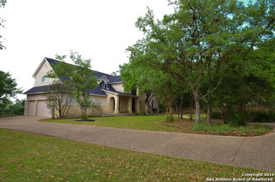 Boerne Single Family Home Price Change: 28829 Riva Ridge Dr