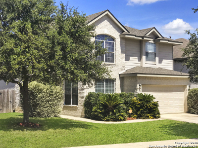 Helotes Single Family Home For Sale: 8947 Burnt Path
