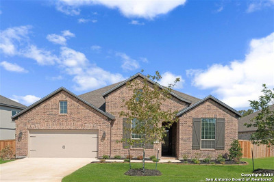 New Braunfels Single Family Home Back on Market: 1144 Carriage Loop