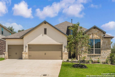New Braunfels Single Family Home For Sale: 1068 Carriage Loop