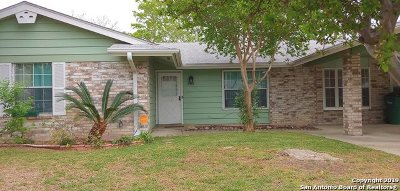 San Antonio Single Family Home Back on Market: 218 Meadow Glen Dr