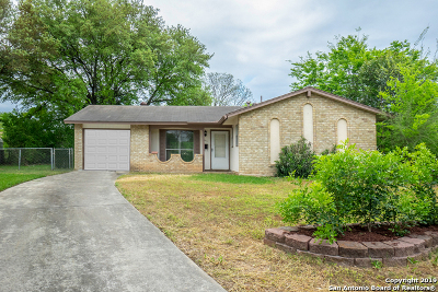 Schertz Single Family Home Active Option: 317 Melissa