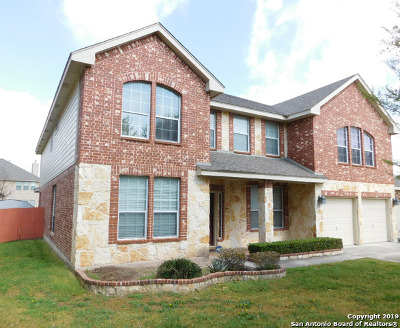 Alamo Ranch Single Family Home For Sale: 11927 Perla Joy