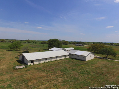 Guadalupe County Farm & Ranch For Sale: 651 Fm 2538