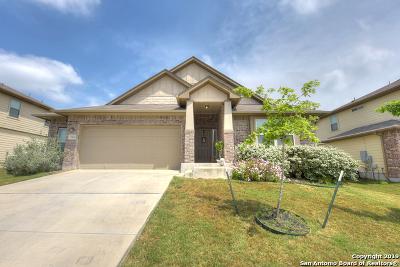 Schertz, Cibolo Single Family Home For Sale: 5504 Devonwood St