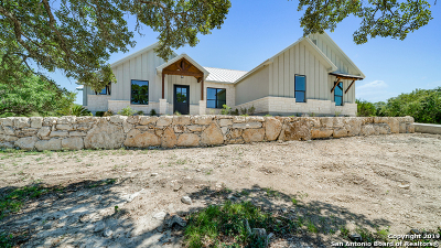 Spring Branch Single Family Home For Sale: 259 Lantana Valley