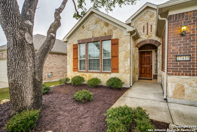 Boerne Single Family Home Active Option: 27415 Camino Haven