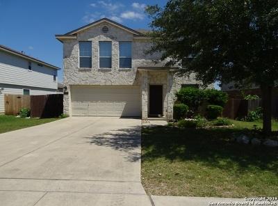 Universal City Single Family Home Price Change: 9126 Sahara Woods