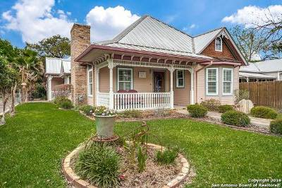 New Braunfels Single Family Home For Sale: 461 Central Ave