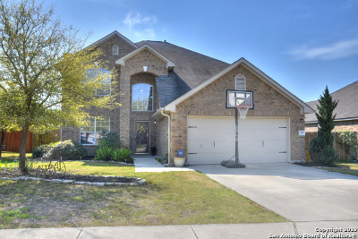 Cibolo Single Family Home For Sale: 105 Ling Ln