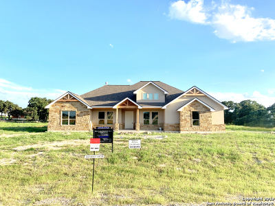 Floresville TX Single Family Home For Sale: $399,900