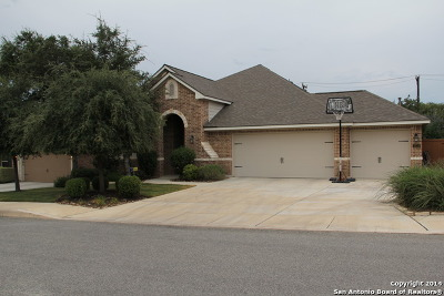 San Antonio Single Family Home Back on Market: 3218 Motley Trail