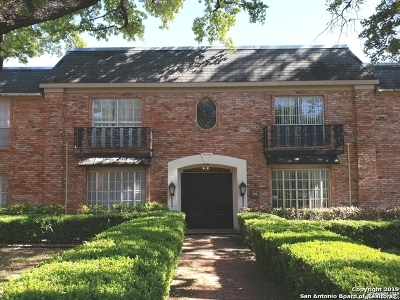 San Antonio Condo/Townhouse Back on Market: 7500 Callaghan Rd #257