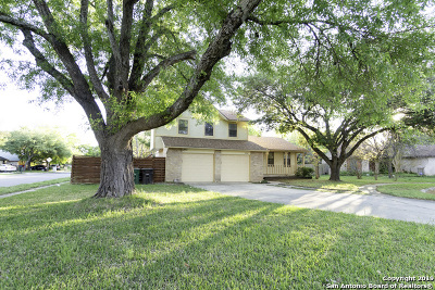 San Antonio Single Family Home Back on Market: 6202 Applewest Circle