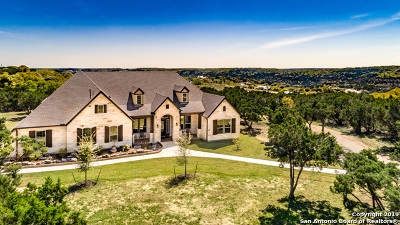 Canyon Lake Single Family Home Price Change: 2150 Summit Skyway