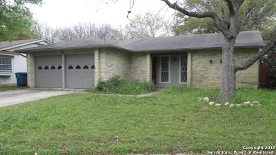 Single Family Home For Sale: 9207 Cliff Haven Dr