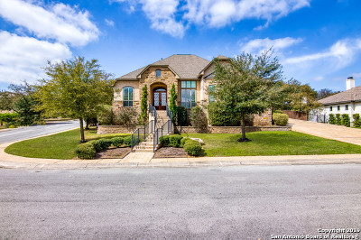 Stone Oak Single Family Home For Sale: 42 Edgewater