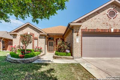 Schertz, Cibolo Single Family Home Price Change: 417 Silver Buckle