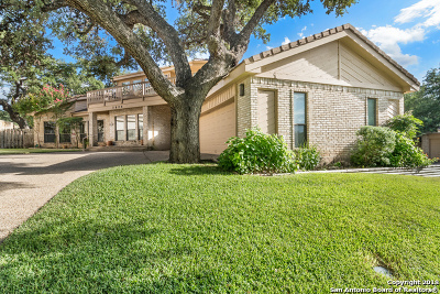 Fair Oaks Ranch Single Family Home Price Change: 7826 Timber Top Dr.