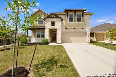 Schertz Single Family Home For Sale: 12301 Lattice Cove