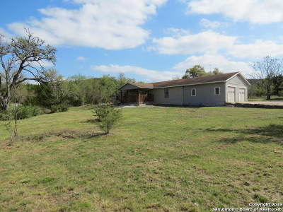 Bandera Single Family Home For Sale: 4223 State Highway 173 S