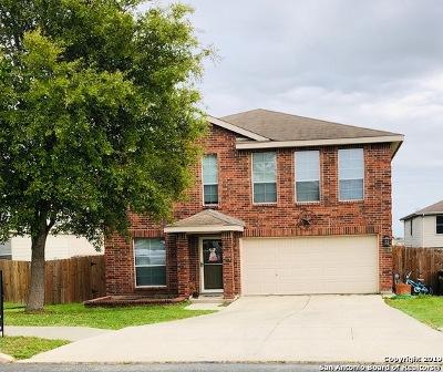 Universal City Single Family Home Price Change: 9022 Sahara Woods