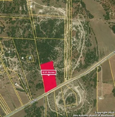 Boerne Residential Lots & Land For Sale: 240 State Highway 46 E