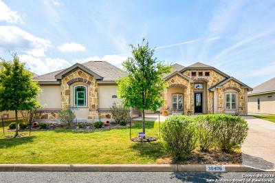 Fair Oaks Ranch Single Family Home For Sale: 30406 Cibolo Run