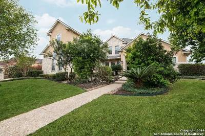 Helotes Single Family Home Active RFR: 315 Ruidosa Downs
