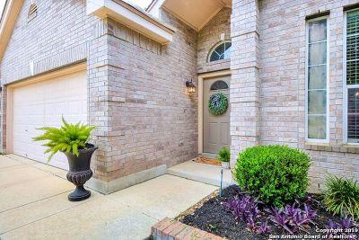 Stone Oak Single Family Home Price Change: 22927 Tornillo Dr