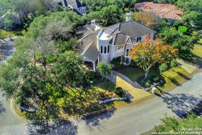 San Antonio Single Family Home For Sale: 11730 Elmscourt