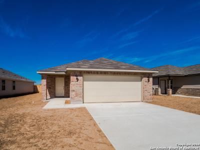 Seguin Single Family Home For Sale: 2408 Ranger Pass