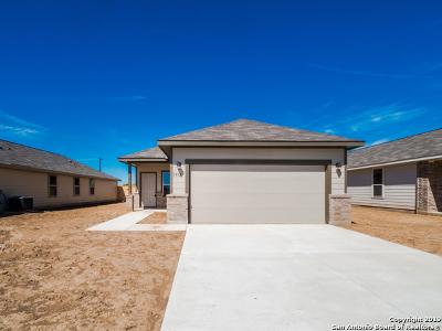 Seguin Single Family Home For Sale: 2412 Ranger Pass