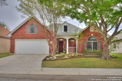 Helotes Single Family Home Active Option: 9423 Camino Venado