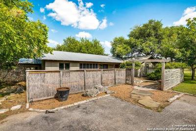 New Braunfels Single Family Home For Sale: 1350 Ervendberg Ave