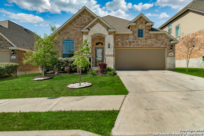 Cibolo Single Family Home Price Change: 506 Norwood Ct