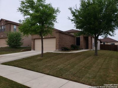 Cibolo Single Family Home Active Option: 5753 Columbia Dr