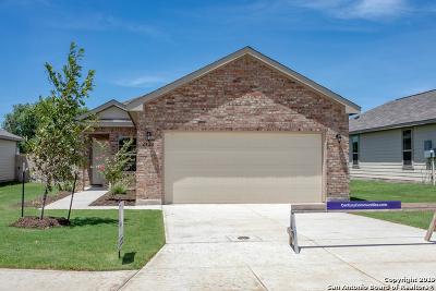 Seguin Single Family Home For Sale: 2424 Ranger Pass