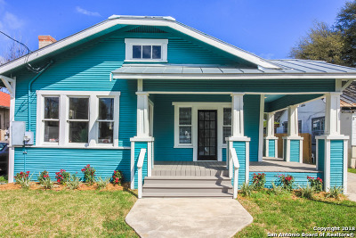 Single Family Home Price Change: 701 Evergreen Ct