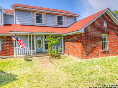Hondo Single Family Home For Sale: 1220 County Road 4511