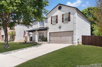 Schertz Single Family Home Back on Market: 2570 Ashley Oak Dr