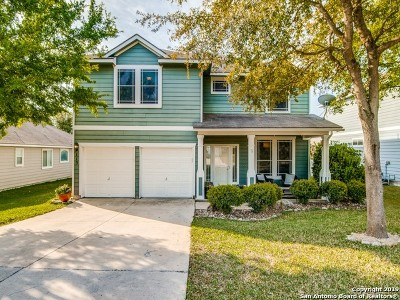 Cibolo Single Family Home Active Option: 115 Still Brook Ln