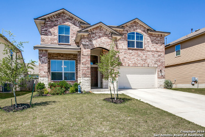 Cibolo Single Family Home For Sale: 549 Pearl Chase