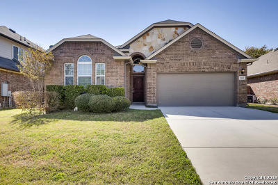 Cibolo Single Family Home Price Change: 269 Flint Rd